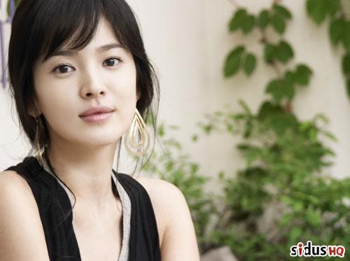 Song Hye Gyo's Hollywood debut