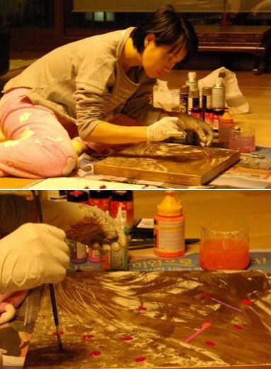 Artistic inclination or pretension?