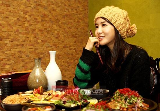 Drinking interview with Lee Da-hae (Part 1)