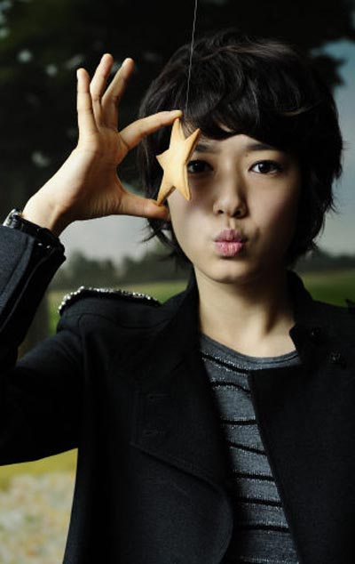 Park Shin-hye plays Cupid in Cyrano