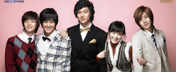 Boys Before Flowers Korean Drama