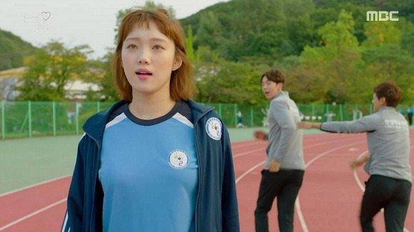 Weightlifting Fairy Kim Bok-ju: Episode 2