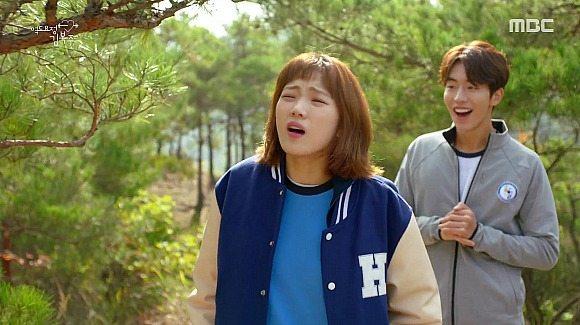 Weightlifting Fairy Kim Bok-ju: Episode 3