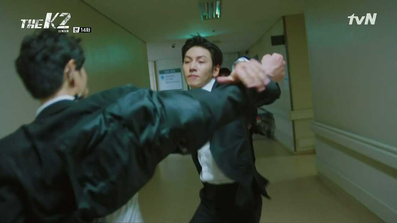 The K2: Episode 14 » Dramabeans Korean drama recaps