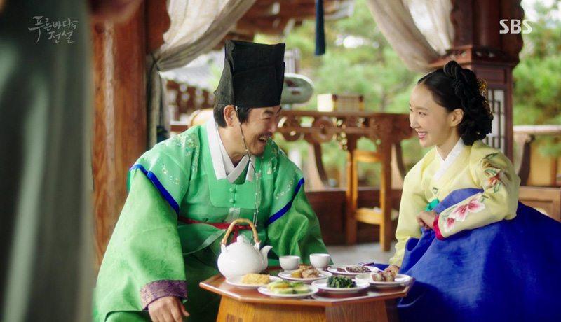 Legend of the Blue Sea: Episode 4 » Dramabeans Korean drama