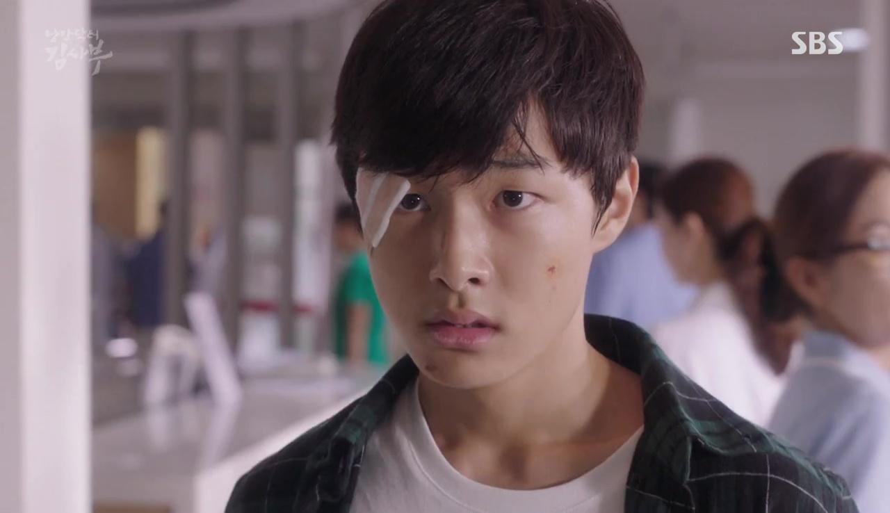 Romantic Doctor Teacher Kim: Episode 1 » Dramabeans Korean