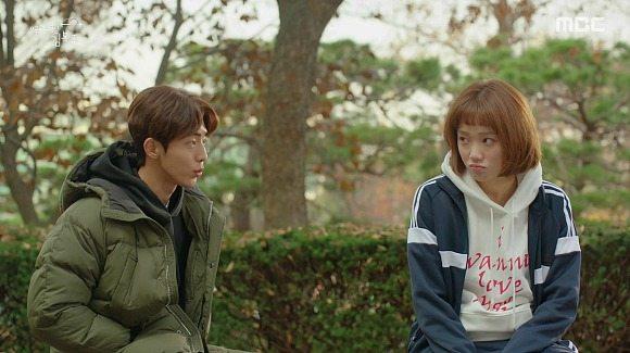 Weightlifting Fairy Kim Bok-ju: Episode 8