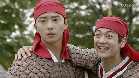 Hwarang: Episode 4