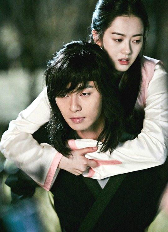 Drunken hijinks and piggyback rides in youth drama Hwarang