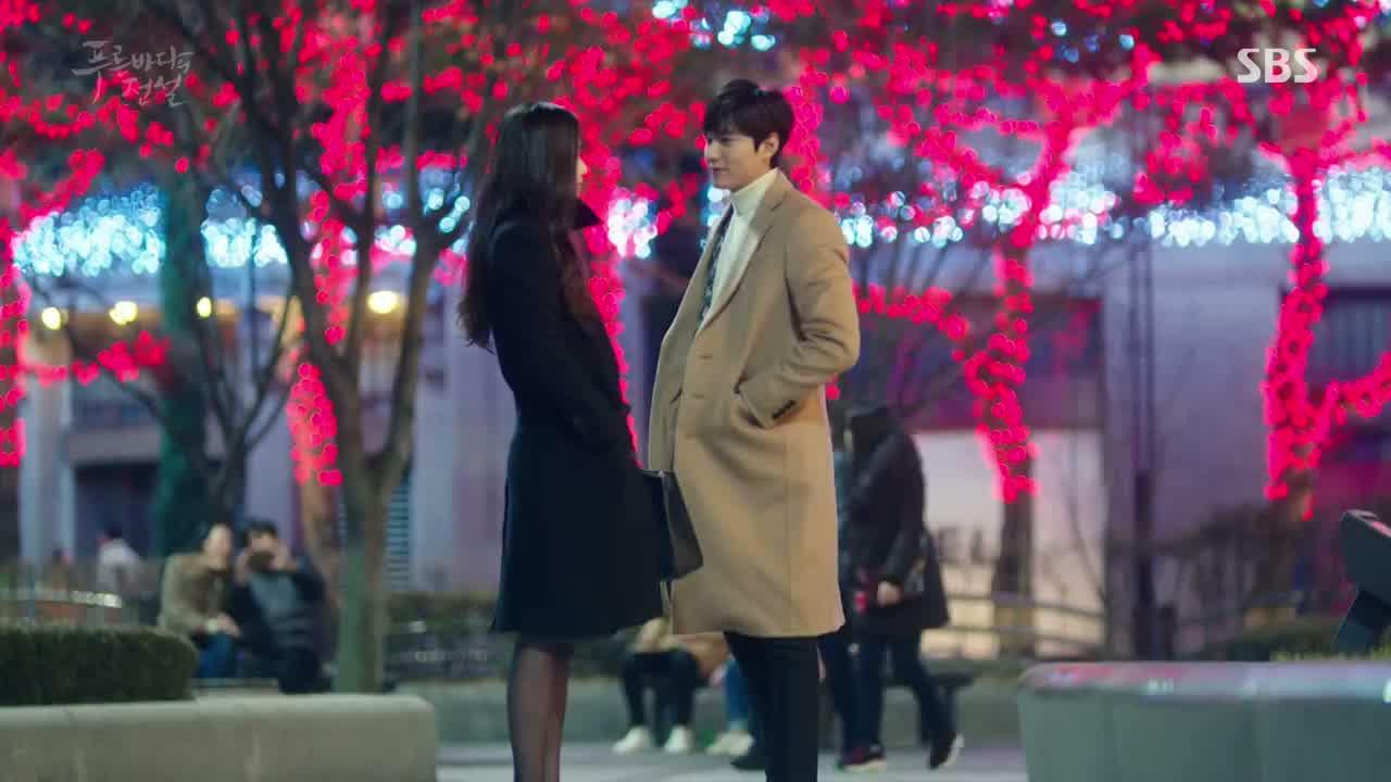 Legend of the Blue Sea: Episode 11 » Dramabeans Korean drama