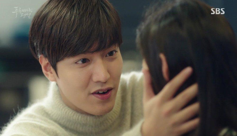 Legend Of The Blue Sea Episode 12 Dramabeans Korean Drama