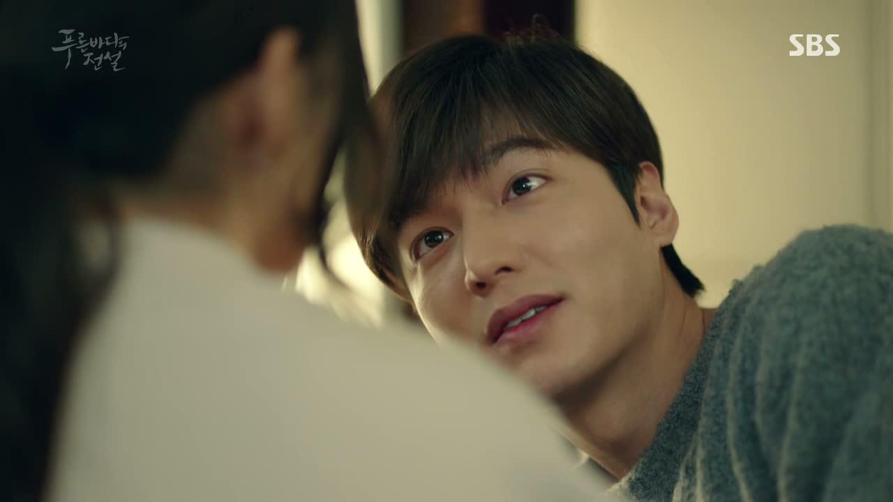 Legend of the Blue Sea: Episode 13 » Dramabeans Korean drama