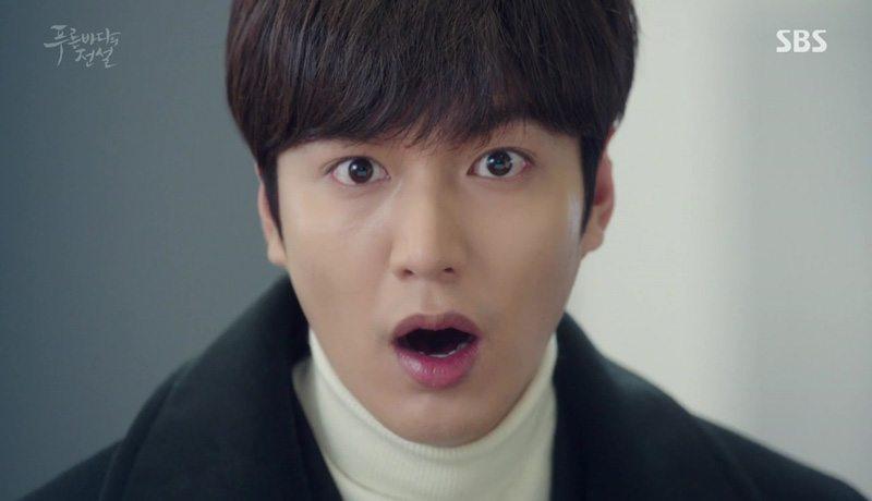 Legend of the Blue Sea: Episode 8 » Dramabeans Korean drama