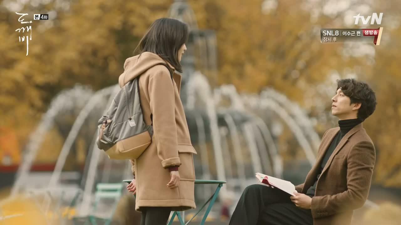 The Lonely Shining Goblin Episode 4 Dramabeans Korean Drama Recaps