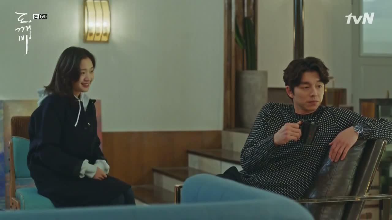 The Lonely Shining Goblin Episode 6 Dramabeans Korean Drama Recaps