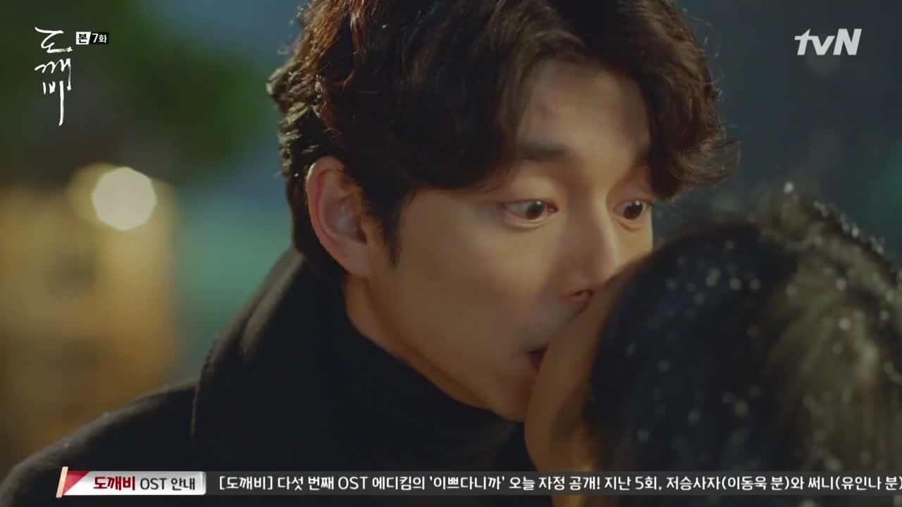 the lonely shining goblin episode 7 dramabeans korean