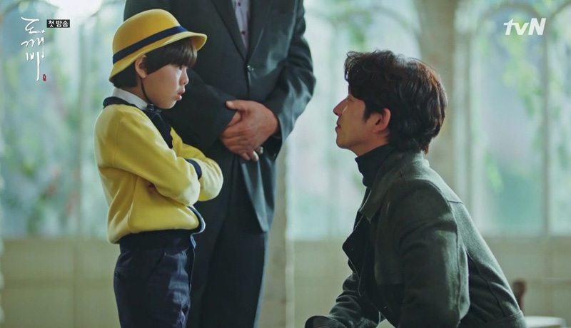 The Lonely Shining Goblin: Episode 1 » Dramabeans Korean