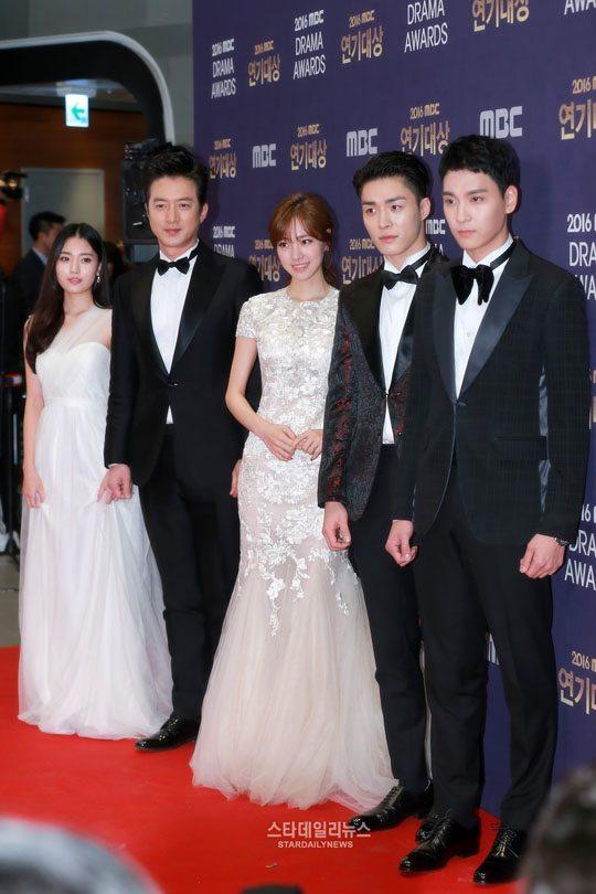 2016 MBC Drama Awards » Dramabeans Korean drama recaps