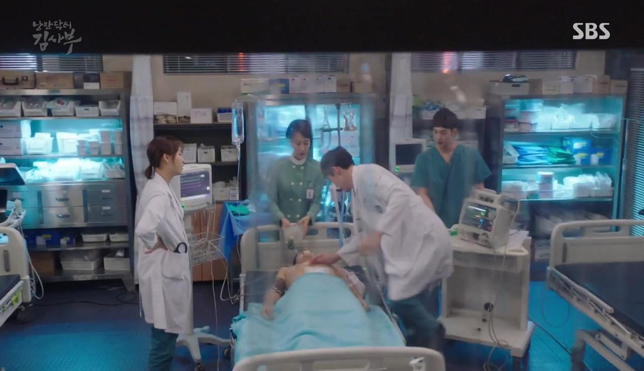 Romantic Doctor Teacher Kim Episode 12 Dramabeans Korean Drama Recaps