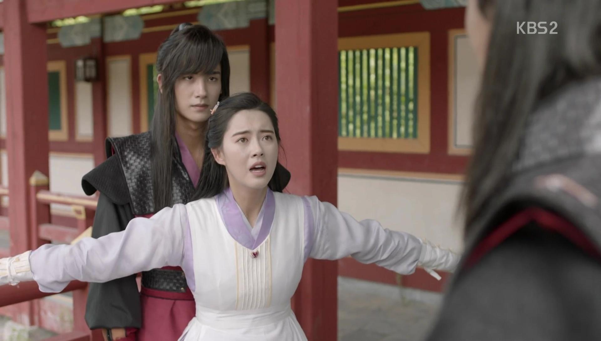 Hwarang: Episode 13 » Dramabeans Korean drama recaps