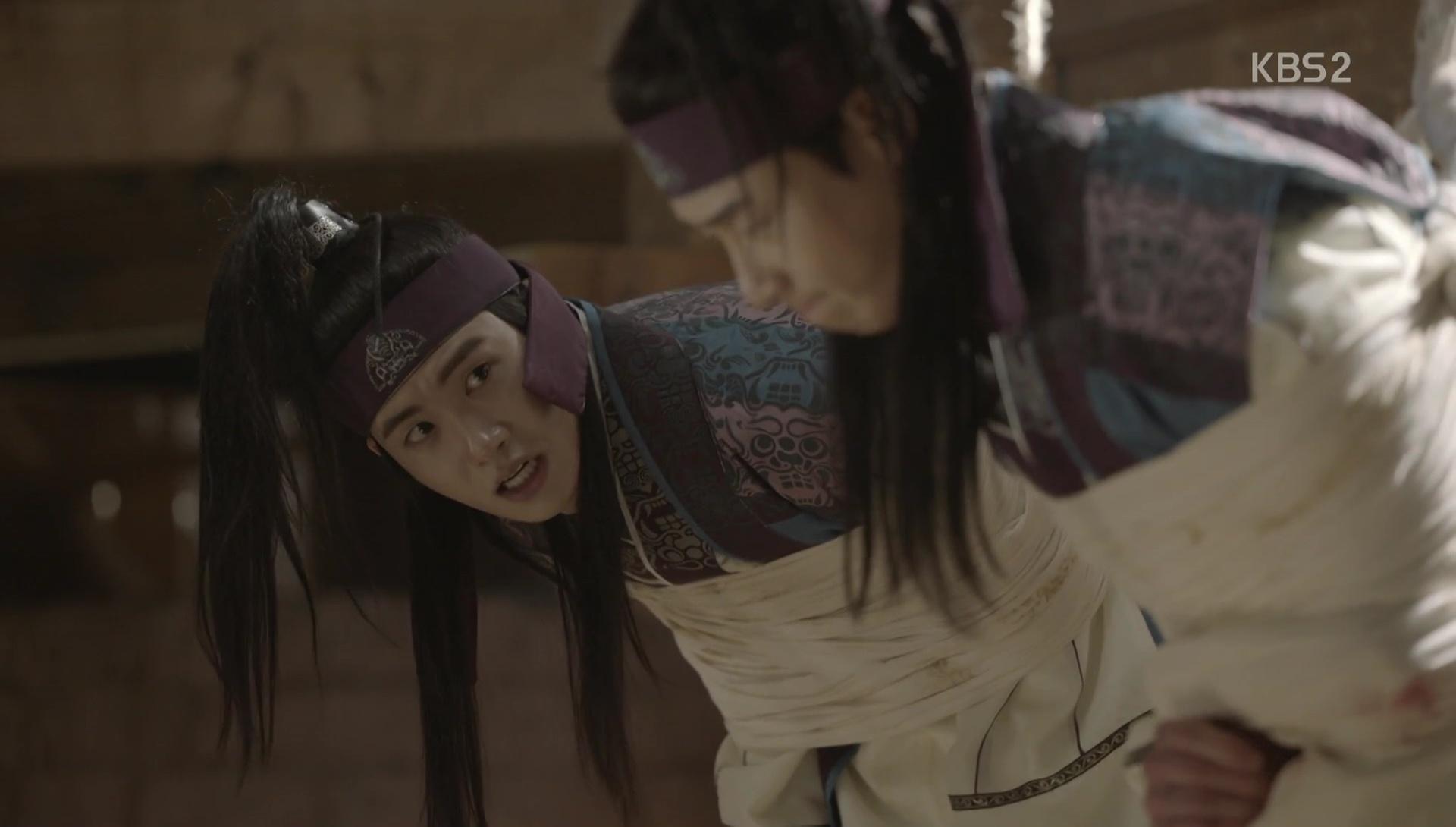 hwarang episode 5 dramabeans korean drama recaps