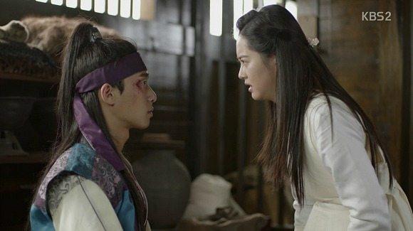 hwarang episode 6 dramabeans korean drama recaps