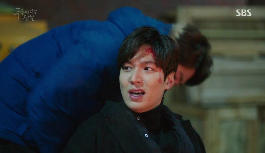 Legend of the Blue Sea: Episode 18 » Dramabeans Korean drama