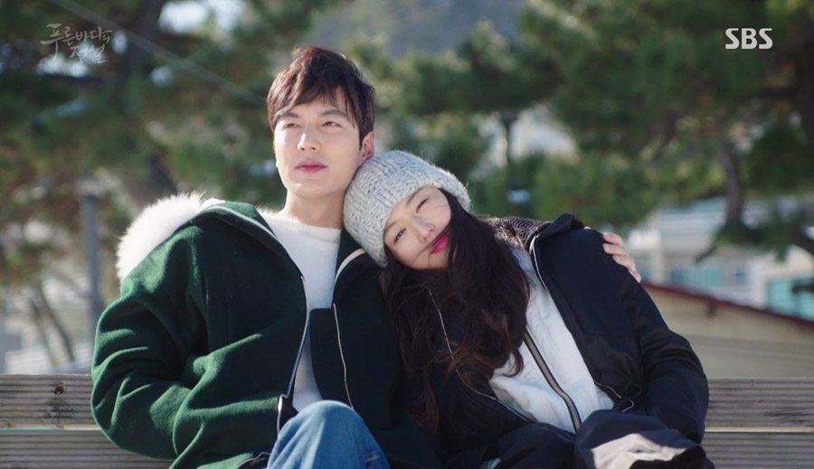 Legend of the Blue Sea: Episode 20 (Final) » Dramabeans Korean drama