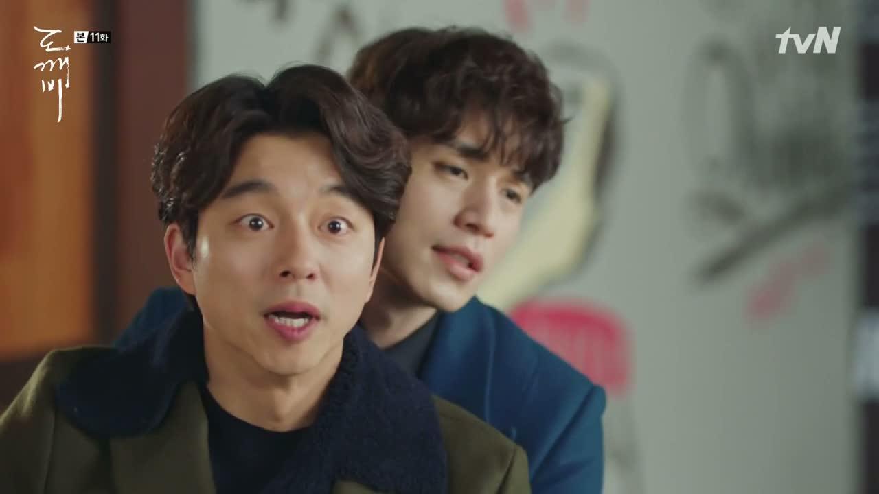 The Lonely Shining Goblin: Episode 11 » Dramabeans Korean drama recaps