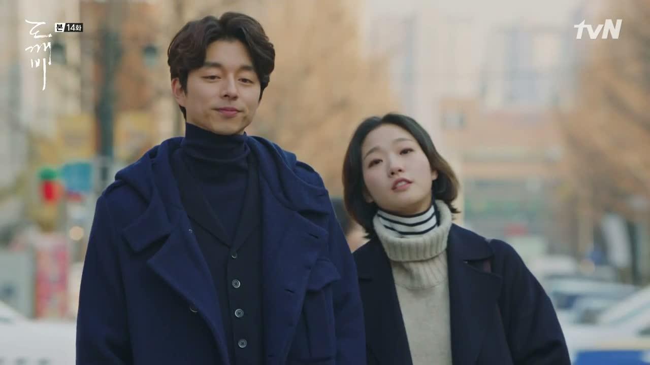 The Lonely Shining Goblin Episode 14 Dramabeans Korean Drama Recaps