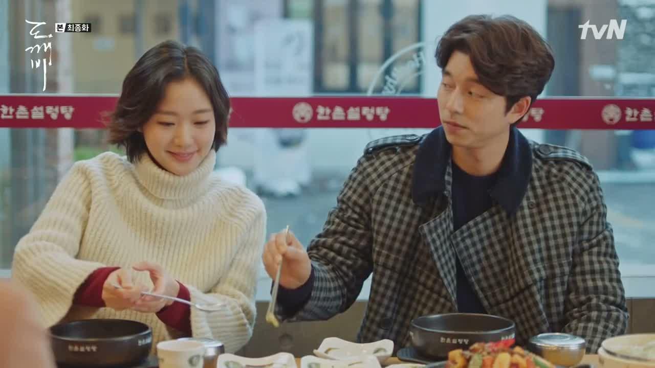 The Lonely Shining Goblin: Episode 16 (Final) » Dramabeans Korean