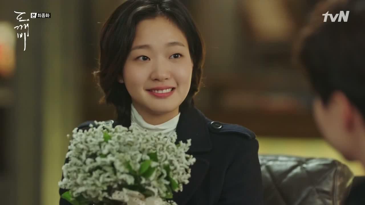 The Lonely Shining Goblin Episode 16 Final Dramabeans Korean