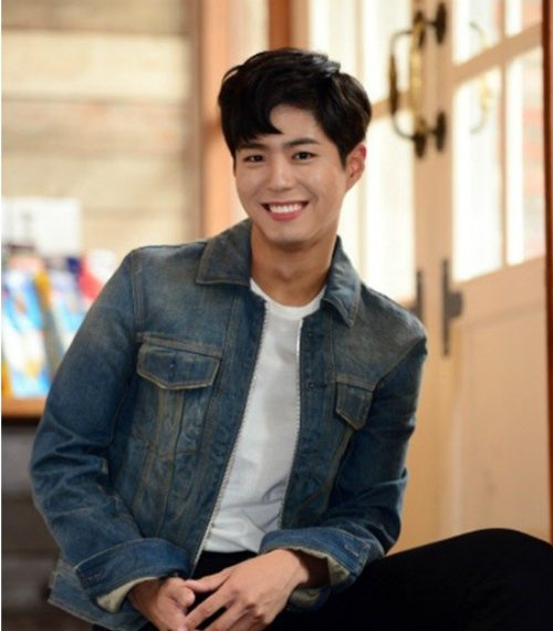 Park Bo-gum up for movie role as a clone of an immortality seeker