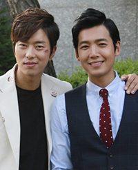 Top Favorite Drama Bromances Dramabeans Korean Drama Recaps - Guys best friend bear cutest bromance ever