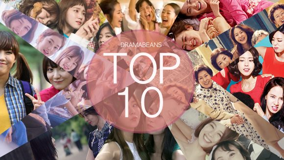 Top 10 favorite drama girlfriends