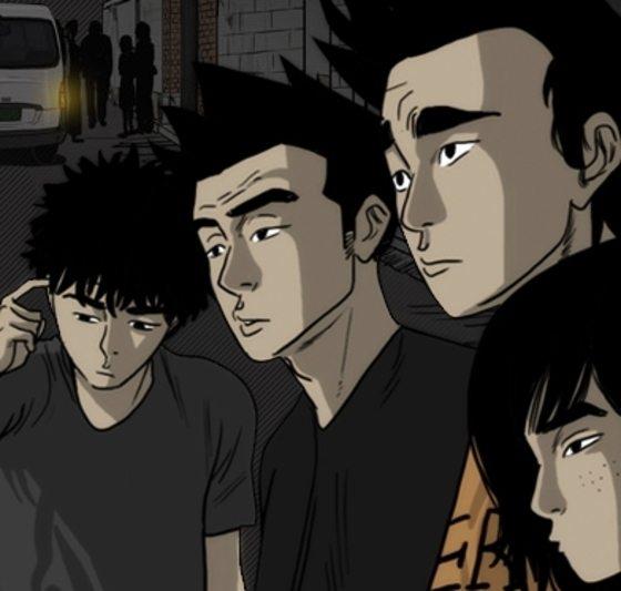 Psychological thriller webtoon Out of the World gets drama
