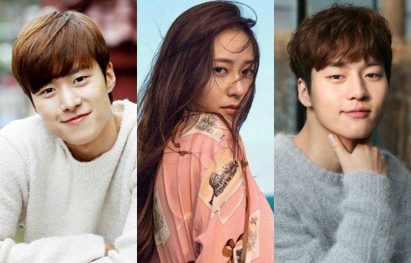 Gong Myung, Krystal, Yang Se-jong up for Bride of the Water God