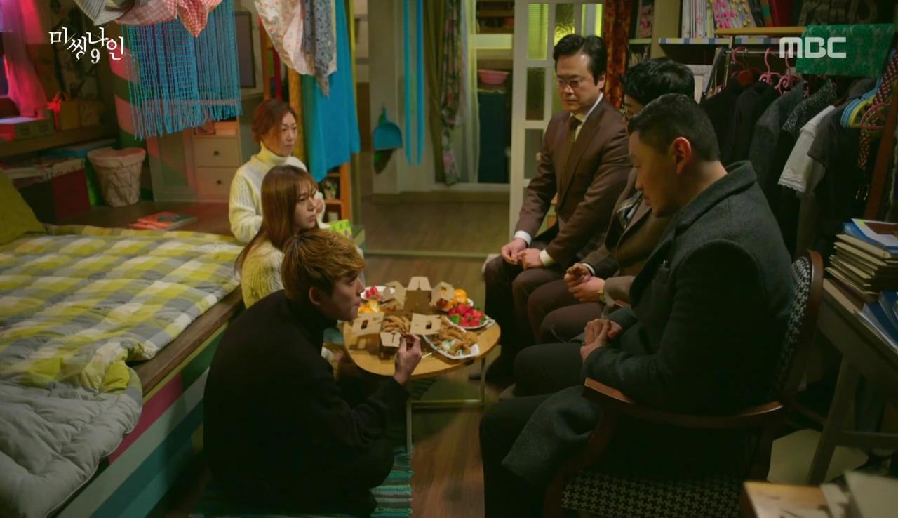 missing 9 episode 12 dramabeans korean drama recaps
