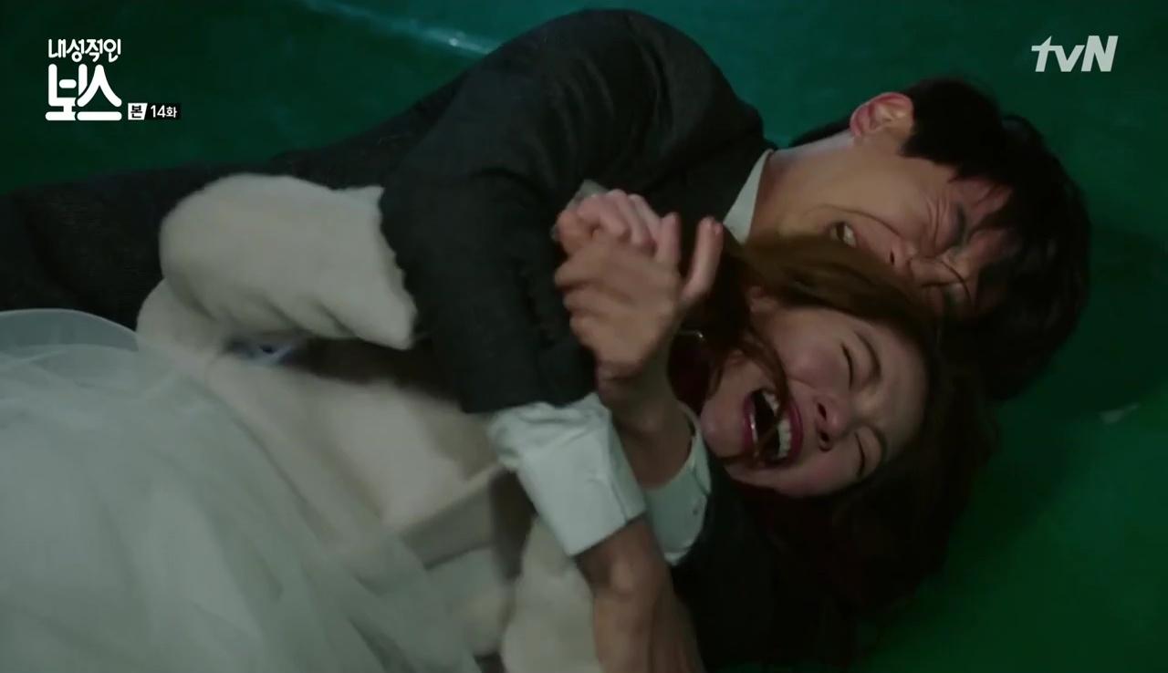 Introverted Boss: Episode 14 » Dramabeans Korean drama recaps