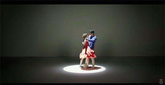 Swing dancing in the spotlight in new Mystery Queen teaser