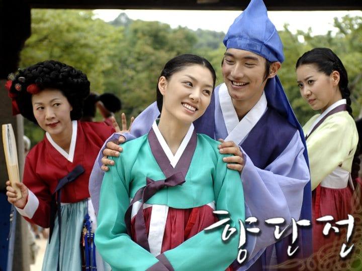 Hyang Dan Jeon