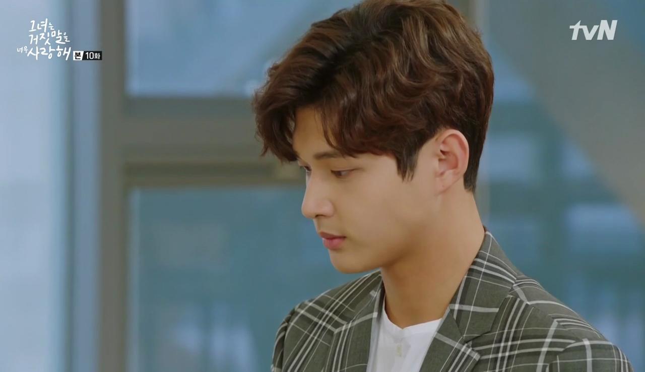 The Liar and His Lover: Episode 10 » Dramabeans Korean drama recaps