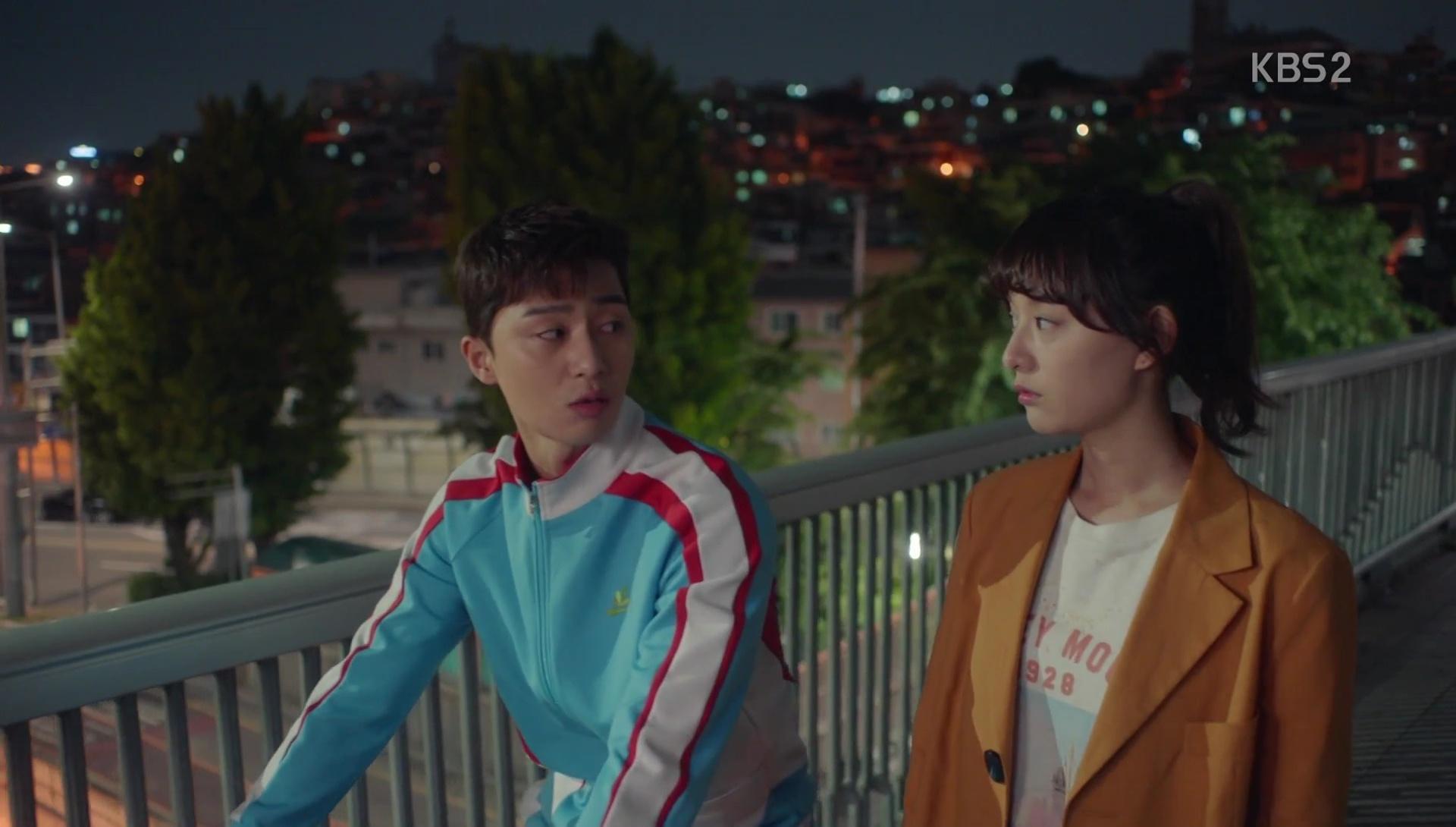 Fight My Way: Episode 1 » Dramabeans Korean drama recaps