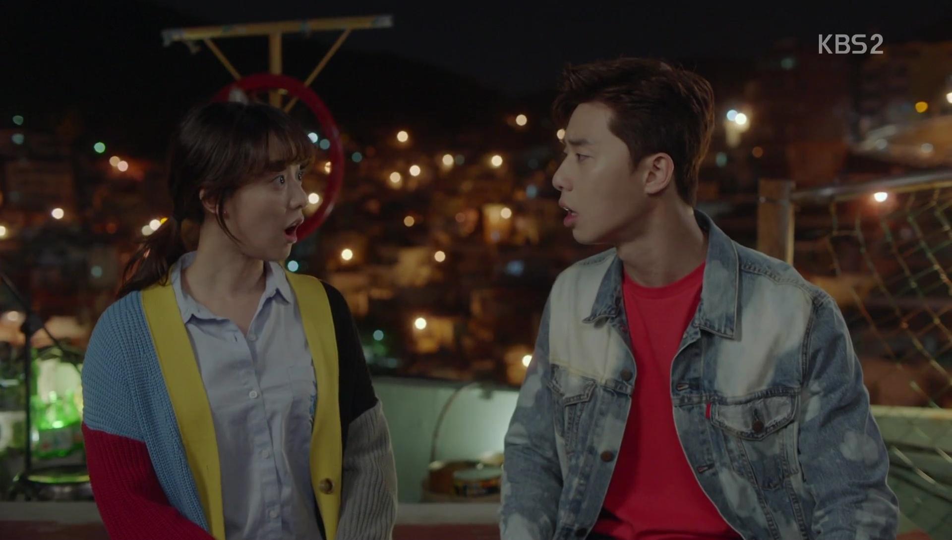 Fight My Way: Episode 4 » Dramabeans Korean drama recaps