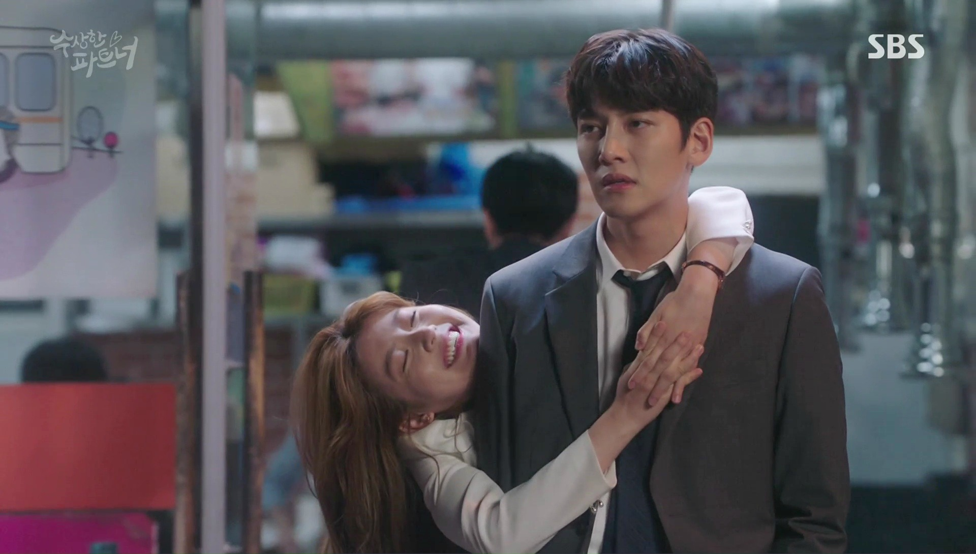 Suspicious Partner: Episodes 13-14