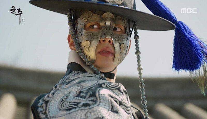 Ruler–Master of the Mask: Episodes 1-2