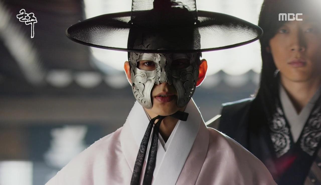 Ruler–Master of the Mask: Episodes 7-8