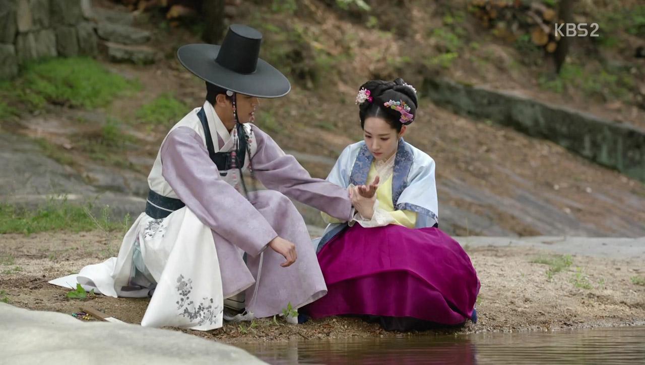 Seven Day Queen Episode 6 Dramabeans Korean Drama Recaps