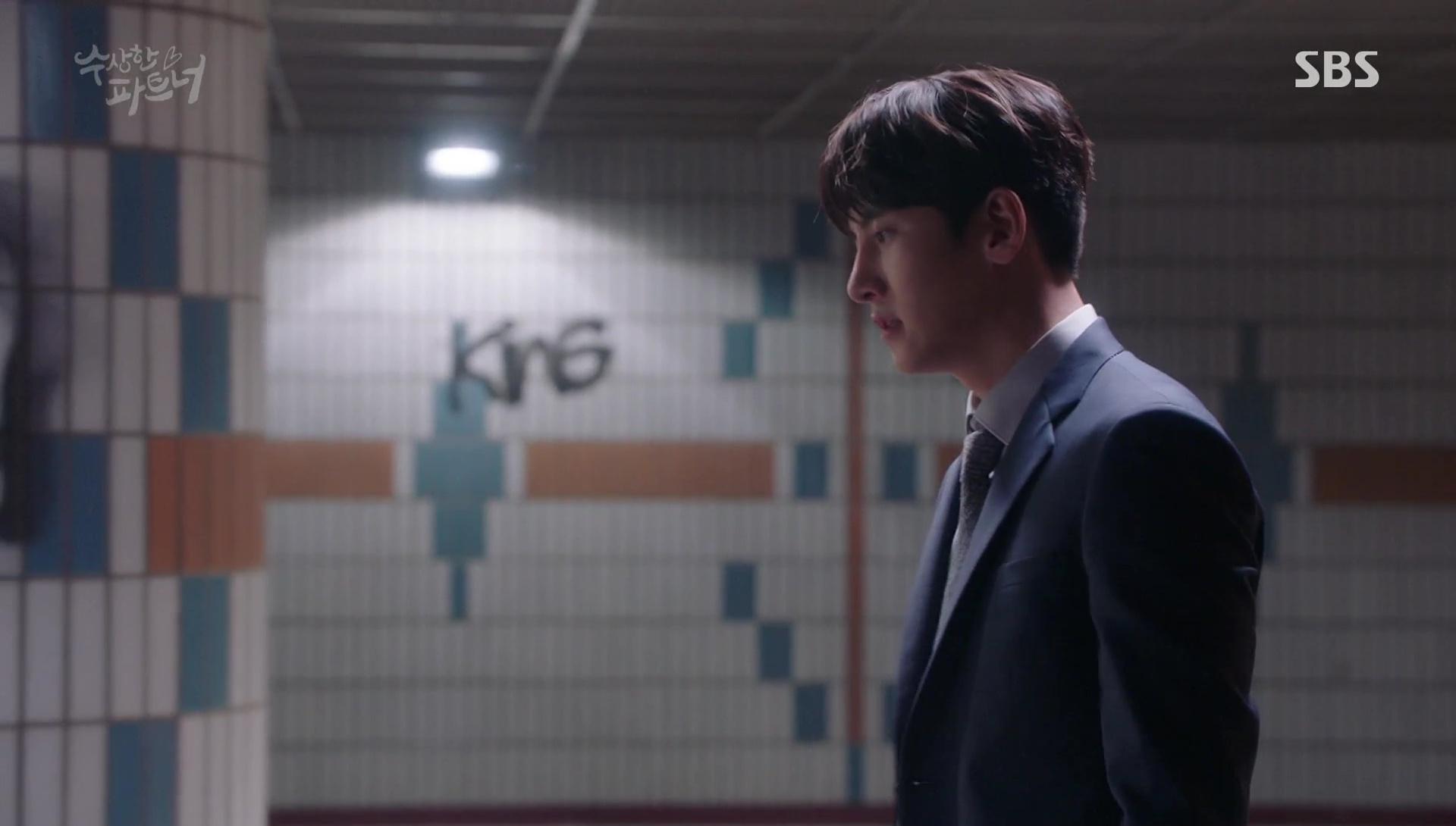 suspicious partner episodes 15 16 dramabeans korean