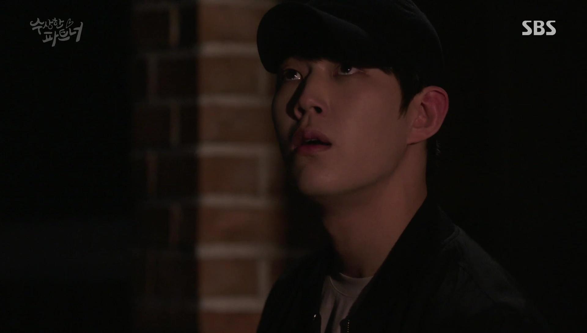 suspicious partner episodes 23 24 dramabeans korean